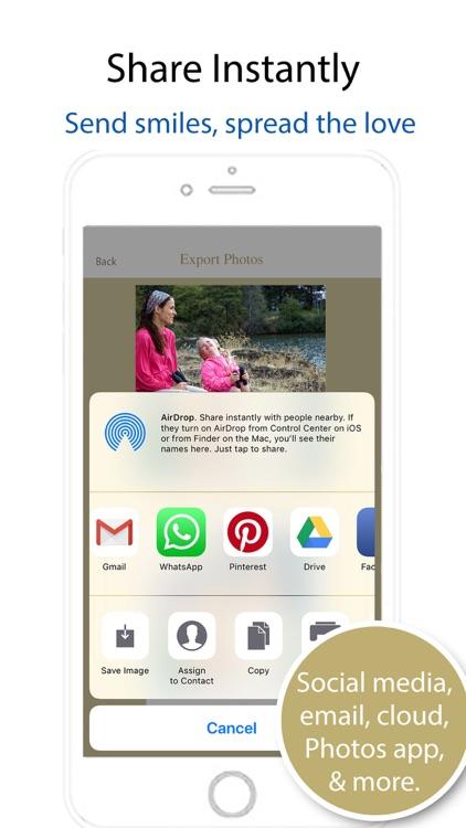 Pic Scanner Gold: Scan photos screenshot-7