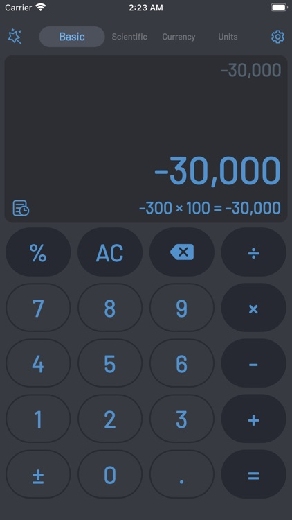Super Calculator-Calculator HD screenshot-8