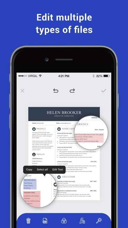 PDF Reader, PDF Viewer screenshot-6