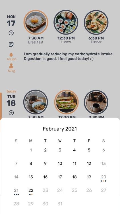 Otter - Diet Diary screenshot-6