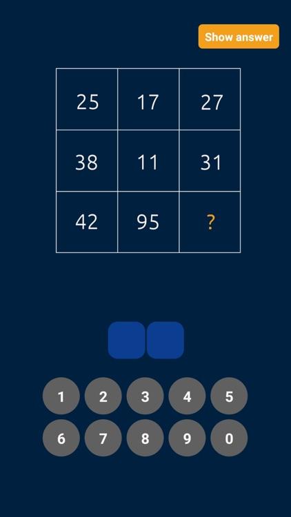 Math Puzzles & Riddles Game screenshot-5