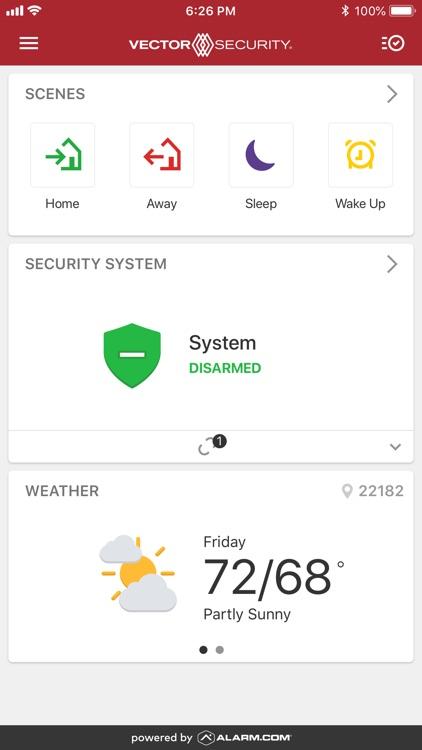 Vector Security screenshot-5