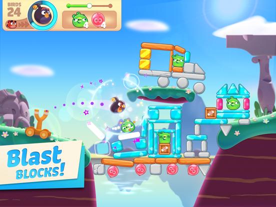 Angry Birds Journey screenshot 7