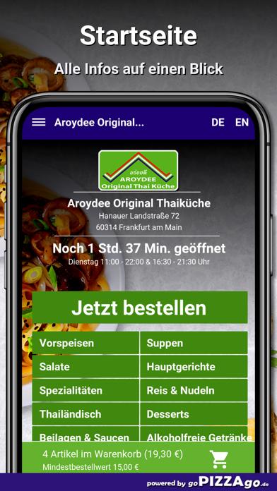 Aroydee Frankfurt am Main screenshot 2