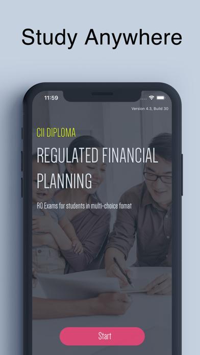 Diploma in Financial Planning screenshot 8