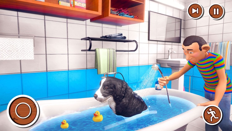 Virtual Pet Escape Animal Game