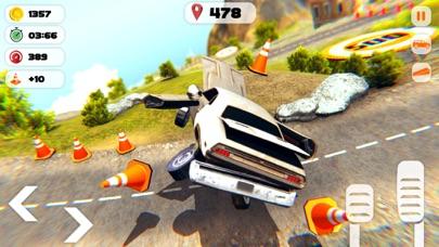 Car Crash Crazy Beam Drive 3Dのおすすめ画像4
