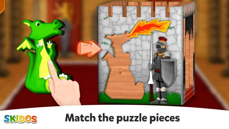 Matching Puzzles for Kids 3+ screenshot-0