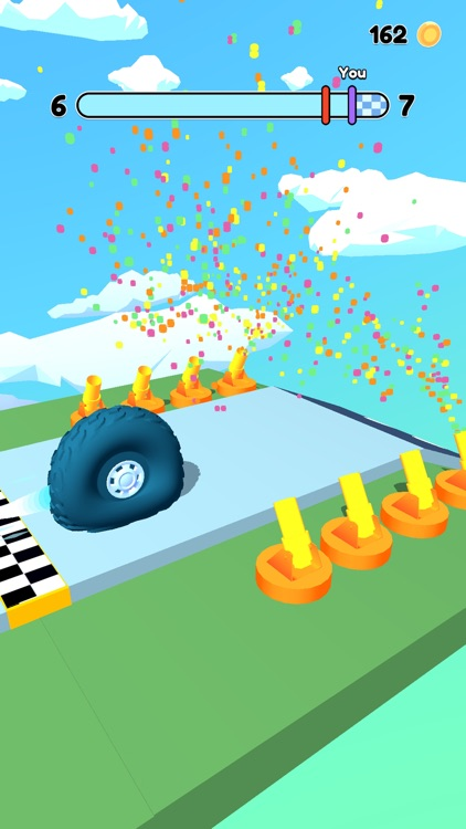 Wheel Race screenshot-3