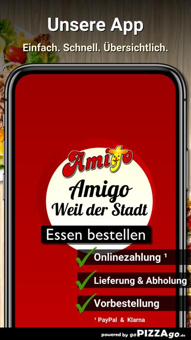 Amigo Weil der Stadt Hausen screenshot 1