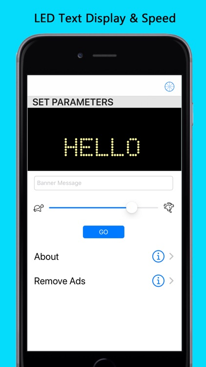 xBanner - LED Message Display