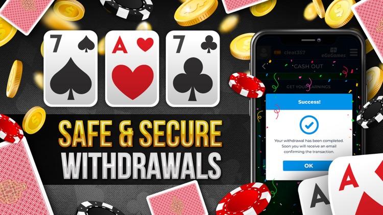 Poker - Win Cash Prizes screenshot-3