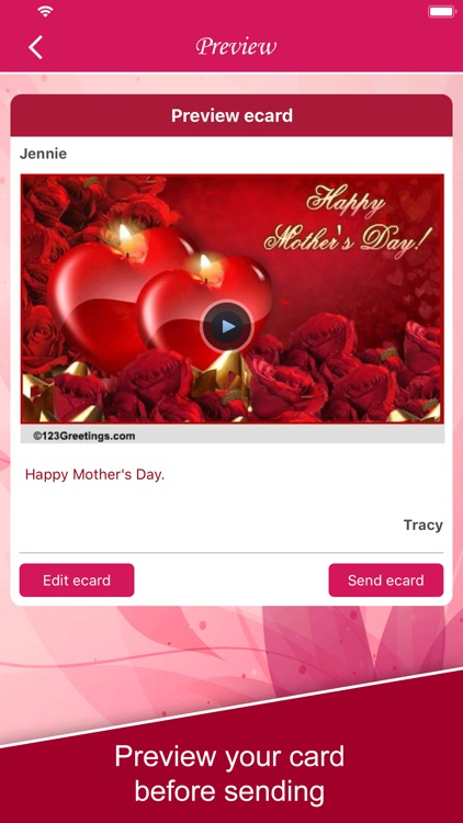 Mother's Day eCards & wishes screenshot-4