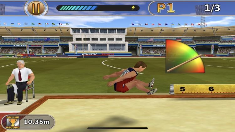Athletics: Summer Sports screenshot-8