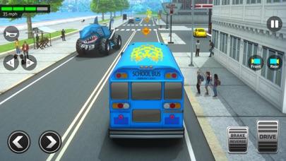 スーパーハイスクールバスドライビングシミュレーター3Dのおすすめ画像2