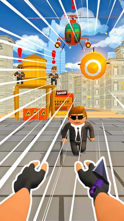 绳索小飞侠 (Ropeman3D) screenshot-7