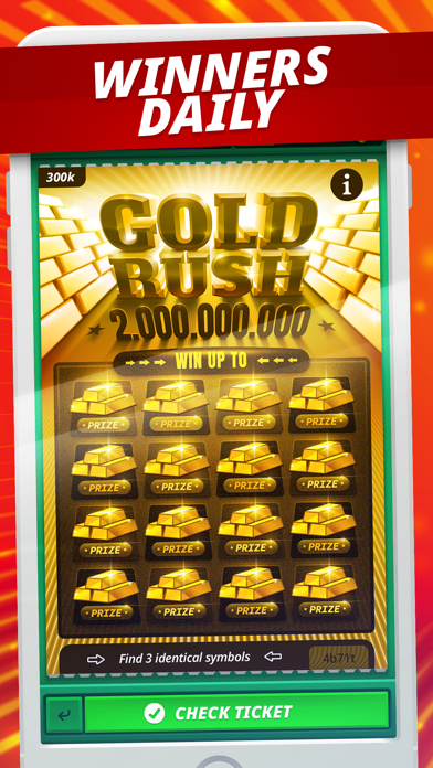 Super Scratch Tickets - Lotto for windows pc