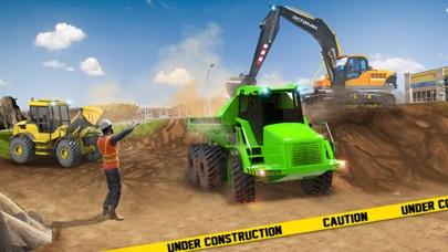 市 建設 トラック ゲーム紹介画像1