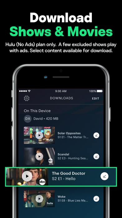 Download Hulu: Stream movies & TV shows for Android