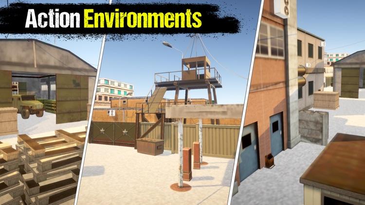 FPS 3D Gun Shooting Games 2021 screenshot-3
