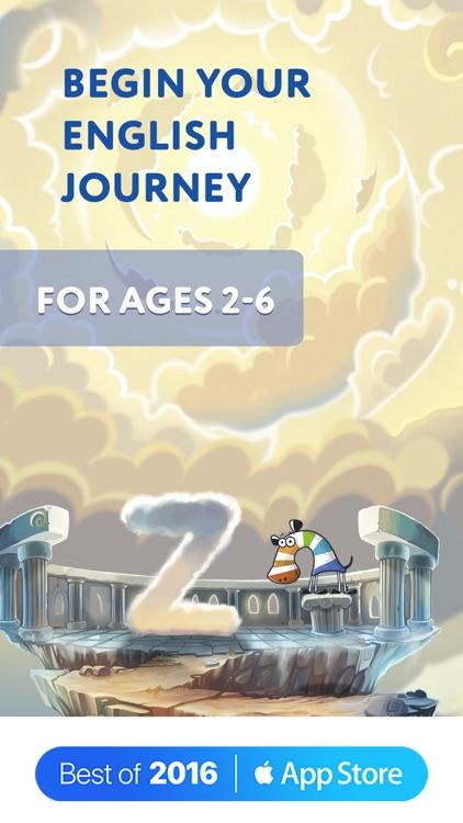 Zebrainy: A-Z kids games screenshot-0