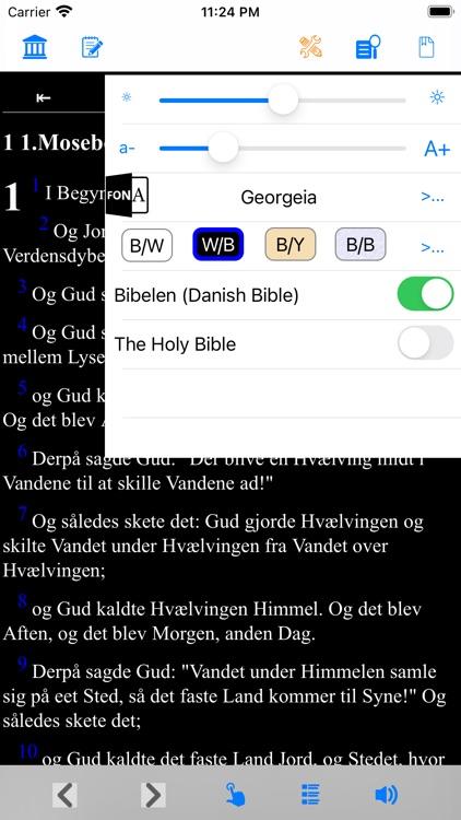 Bibelen (Danish Bible) screenshot-3