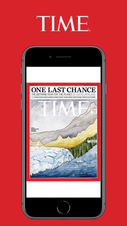 Time Magazine Europe screenshot-0