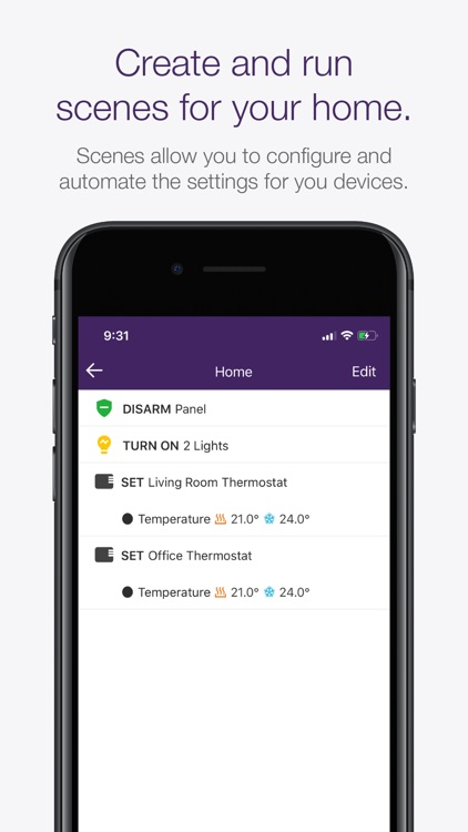 SmartHome screenshot-2