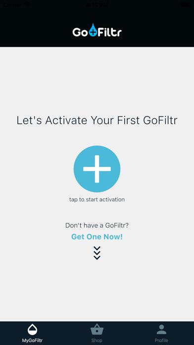 GoFiltrScreenshot of 1
