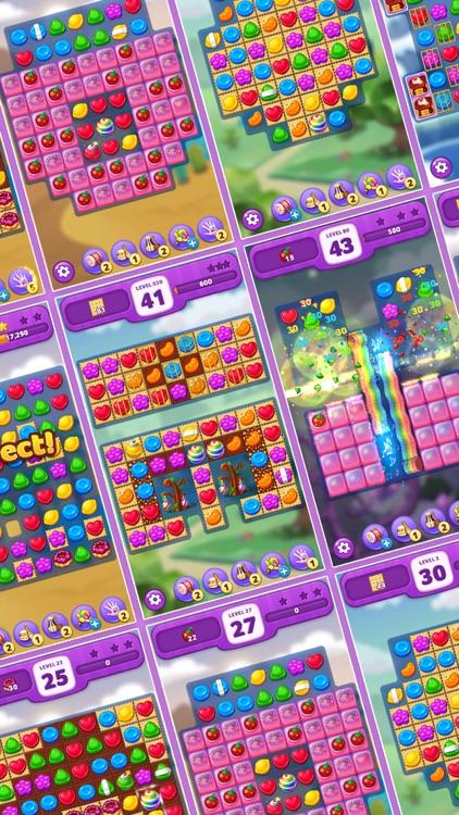 Lollipop: Sweet Taste Match3 screenshot-5