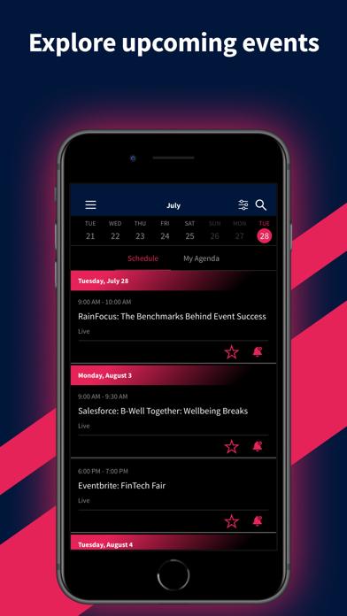 Eventbase Connect screenshot three