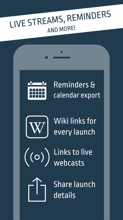 Spacer: Easy Launch Reminders screenshot-3