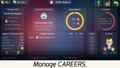 Superstar Football Agent screenshot 6