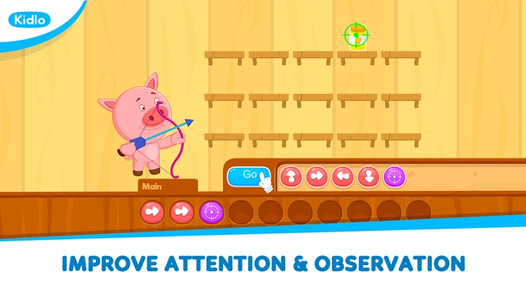 Coding For Kids: Learn To Code screenshot-5