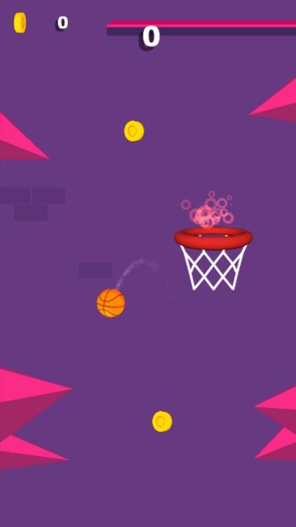 Jump Dunk 3D - Dunk Up In Hoop screenshot-5