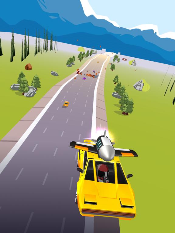 Timeshift Race screenshot 9