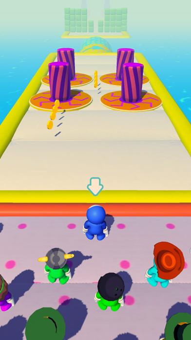 Tricky Race 3D screenshot 1