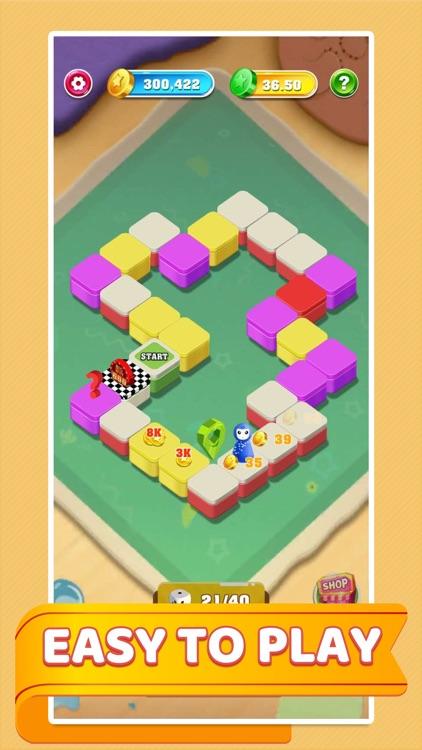 Happy Rolling-Fun Dice game