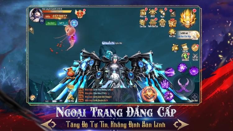 Thần Vương Nhất Thế VTC screenshot-6