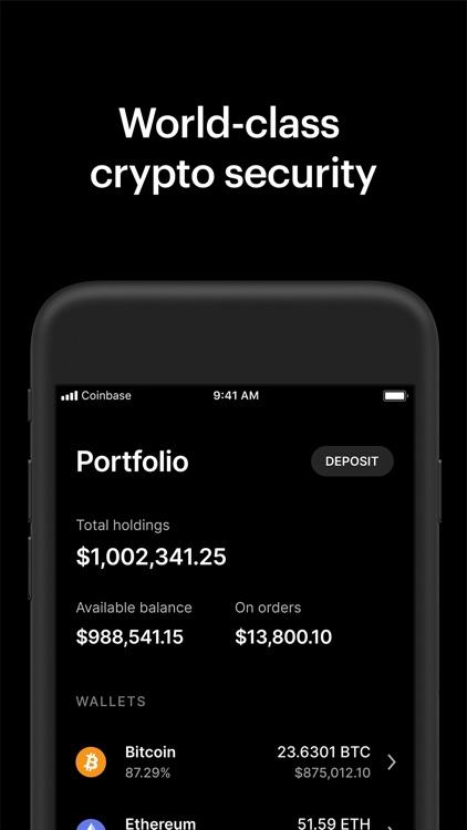 Coinbase Pro screenshot-3