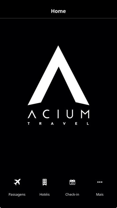 Acium Travel screenshot 1