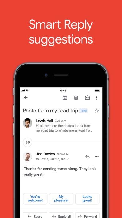 Tải về Gmail - Email by Google cho Pc