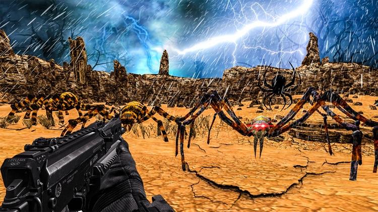 Spider Assasin Sniper Shooting screenshot-6