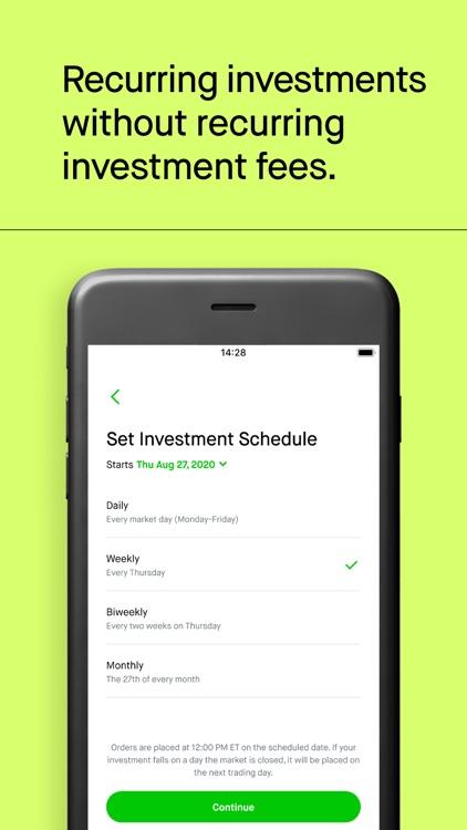 Robinhood: Investing for All screenshot-6