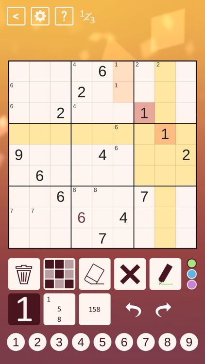 Miracle Sudoku