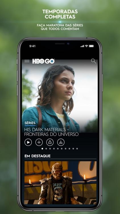 HBO GO ® - Filmes e séries screenshot-4