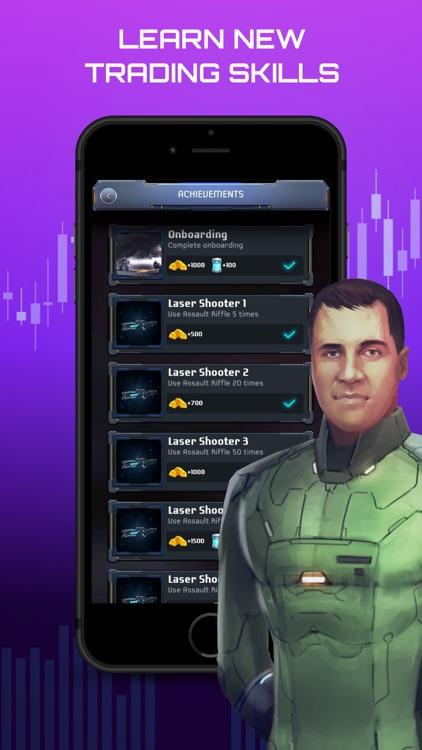 Botwars: Crypto Trading Game screenshot-9