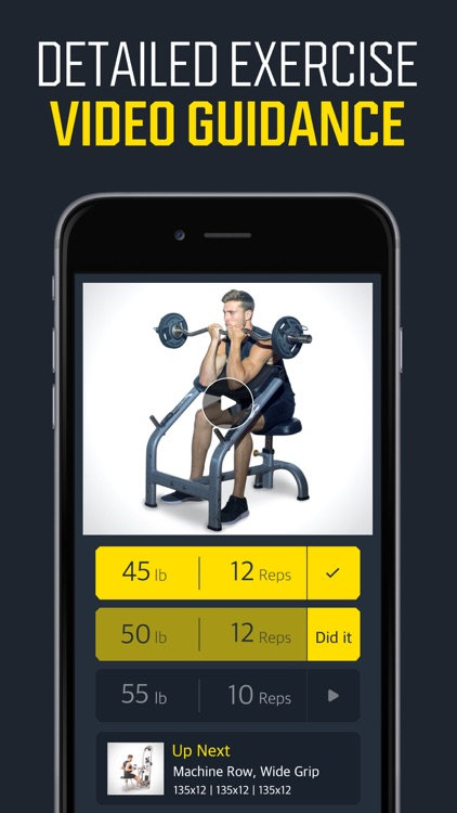 Workout: Gym workout planner screenshot-6