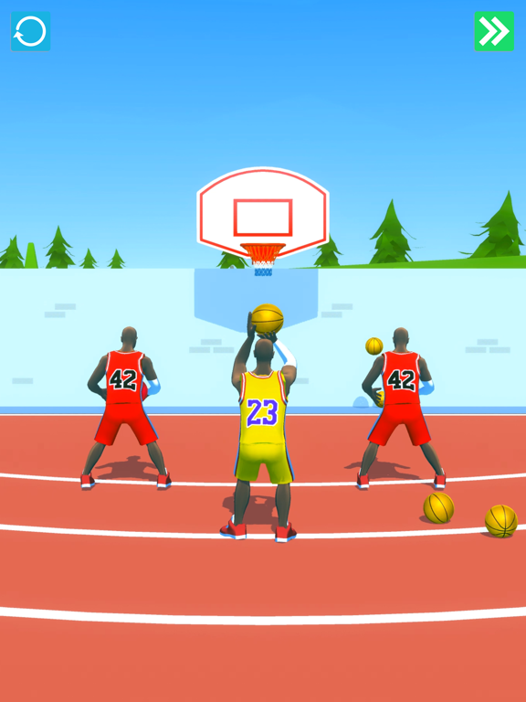 Basket Life 3D screenshot 11