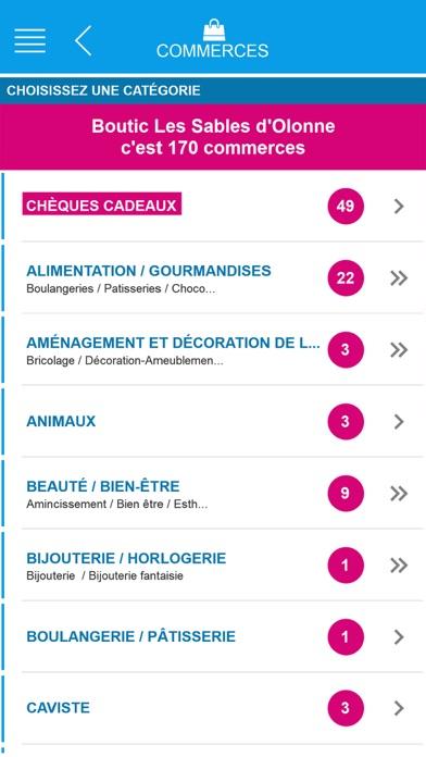 Boutic Sables d'Olonne screenshot 6
